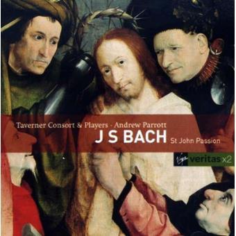 Bach | St. John Passion (2CD)