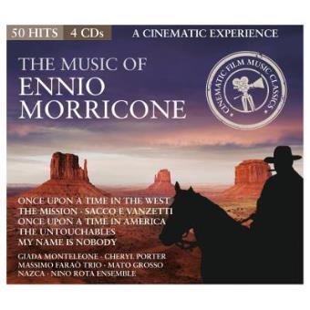 Music of Ennio Morricone (4CD)