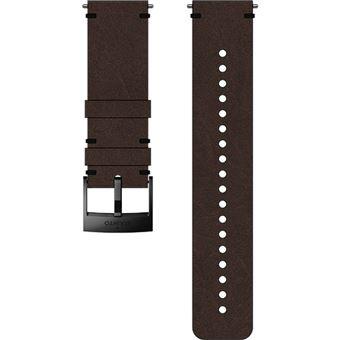 Bracelete Suunto Urban 2 - 24mm - Brown Black