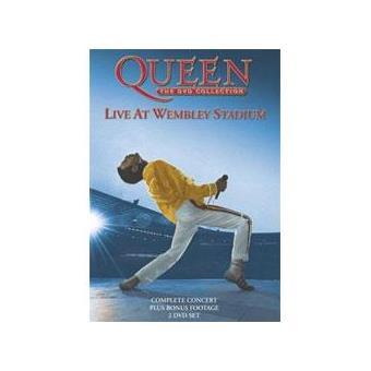 Queen - Live At Wembley Stadium