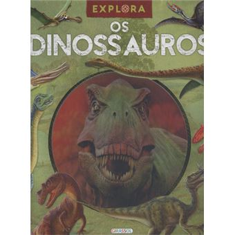 Explora os Dinossauros