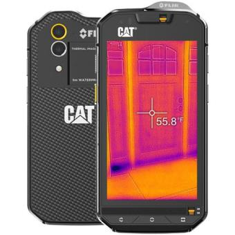 caterpillar s60 black smartphone android compra na. Black Bedroom Furniture Sets. Home Design Ideas