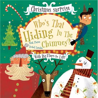 Who's hiding in the chimney?