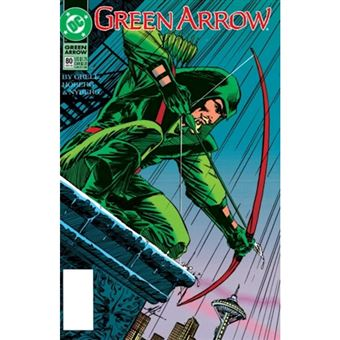 Green arrow vol. 9 old tricks
