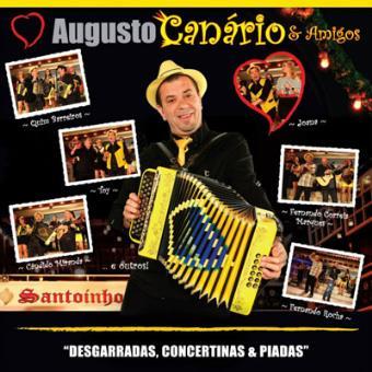 Desgarradas, Concertinas e Piadas (CD+DVD)