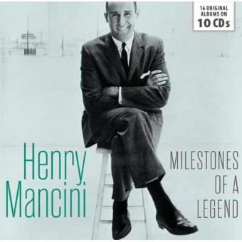 Henry Mancini: Milestones Of A Legend: 16 Original Albums (10CD)