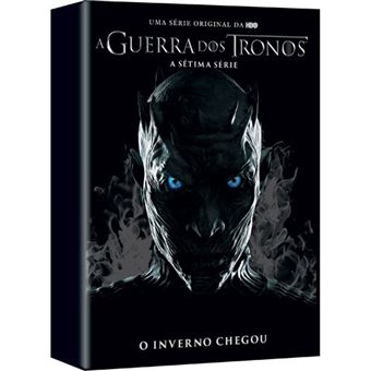 Guerra dos Tronos - 7ª Temporada - 4DVD - Game of Thrones Season 7