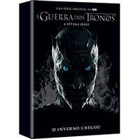 Guerra dos Tronos - 7ª Temporada - 4DVD - Game of Thrones Season 7