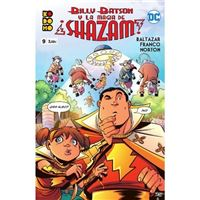 Billy batson y la magia de shazam 9