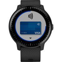 Relógio Desportivo Garmin Vívoactive 3 Music - Black