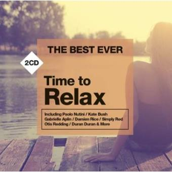 The Best Ever:Time To Relax (2CD)