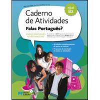 Caderno de Actividades - Falas Português?