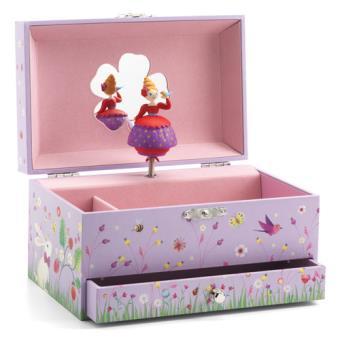 Caixa de Música - Princesa   Djeco