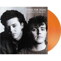 Songs from The Big Chair - LP Orange Vinil 12''