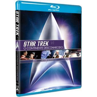 Star Trek VI: O Continente Desconhecido - Blu-ray