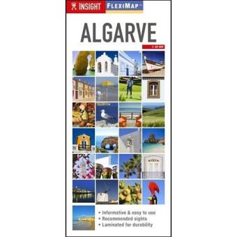Algarve Insight Flexi Map