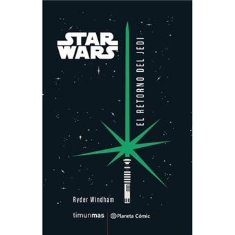 Star wars el retorno del jedi-novel