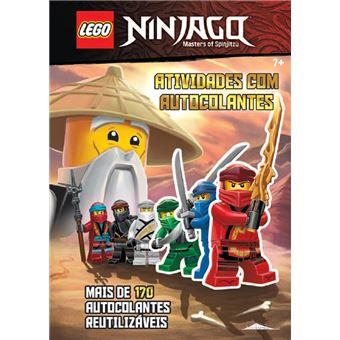 LEGO Ninjago: Ninjas ao Ataque!
