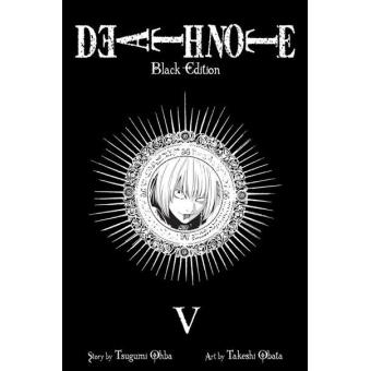 Death Note Black Vol 5