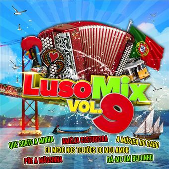 Lusomix Vol 9 - CD