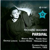 WAGNER-PARSIFAL (4CD) (IMP)