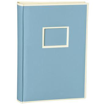 Álbum Para Fotografias Semikolon Pockets Grande Azul Céu - 300 Fotografias