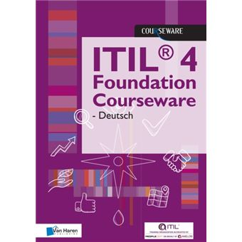 Itil(r) 4 foundation courseware - d