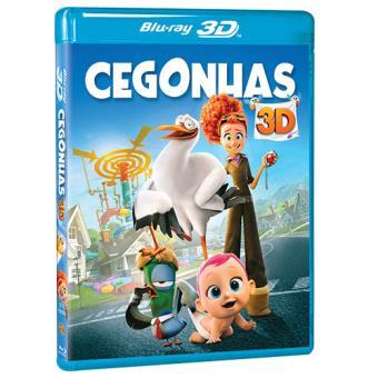 Cegonhas (Blu-ray 3D + 2D)
