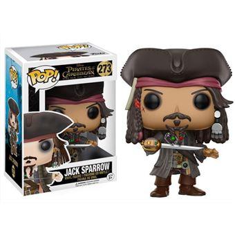 Funko Pop! Pirates of The Caribbean: Jack Sparrow - 273