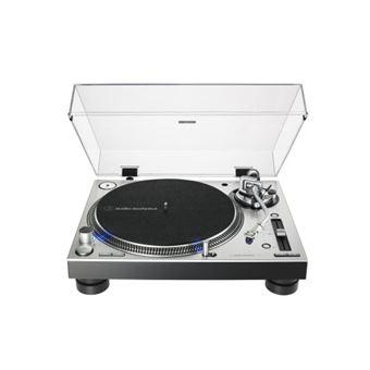 Gira-Discos Audio-technica AT-LP140XP Silver
