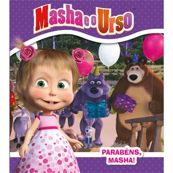 Masha e o Urso: Parabéns Masha