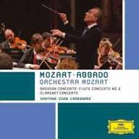 Mozart | Clarinet Concerto, Bassoon Concerto & Flute Concerto No. 2