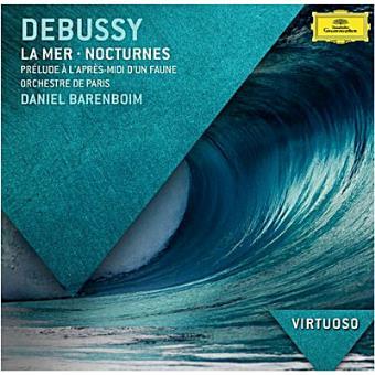 Debussy | Prelude a l'apres midi, Nocturnes & La Mer