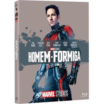 Homem-Formiga - Capa de Colecionador - Blu-ray