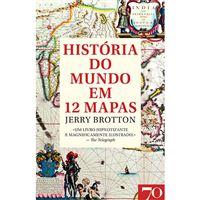 História do Mundo em Doze Mapas