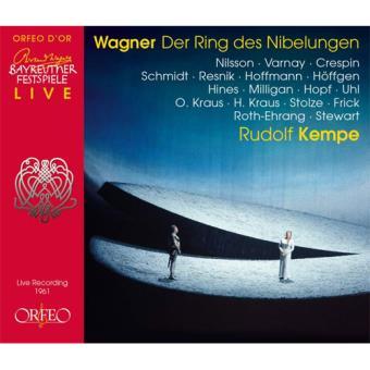 Wagner: Der Ring des Nibelungen - 13CD