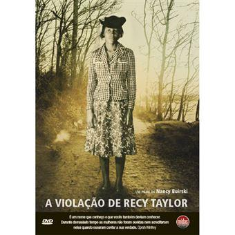 A Violação de Recy Taylor - DVD