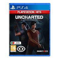 Uncharted: O Legado Perdido - Playstation Hits - PS4