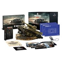 World of Tanks Roll Out Collector's Edition - PC - Exclusivo Fnac - Jogo Não Incluido