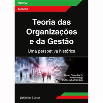 Teoria das Organizações e da Gestão