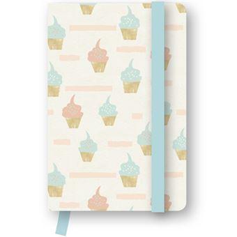Caderno Liso e Pontilhado TeNeues Sweets Bolso