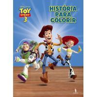 Toy Story 3 - História para Colorir