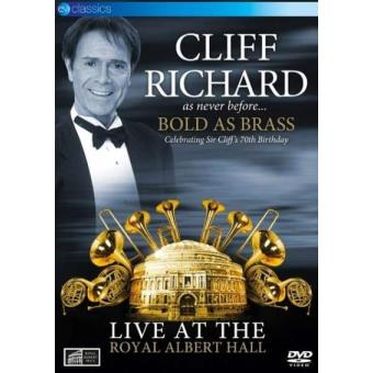 Cliff Richard: Bold As Brass: Live At The Royal Albert Hall (EV Classics)