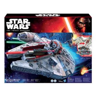 Star Wars Episódio VII Millennium Falcon Eletrónico