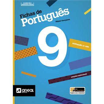 Fichas de Português 9 - 9º Ano