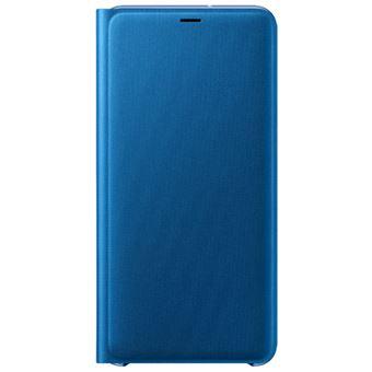 SCapa Samsung Flip Wallet para Galaxy A7 - Azul