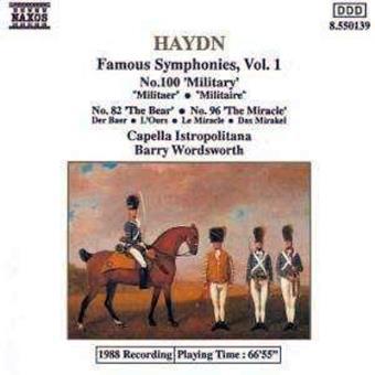 Famous Symphonies Vol.1
