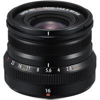 Objetiva Fujifilm XF 16mm f/2.8 R WR - Preto