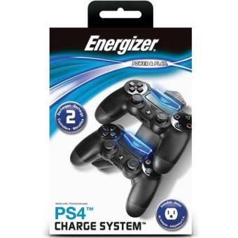 Energizer Carregador Dual para Comando PS4