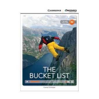 Bucket list upper intermediate book